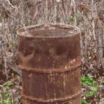 Готовим бочку для весенней посадки огурцов